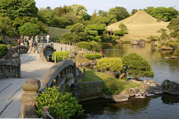 สวนซุยเซนจิ