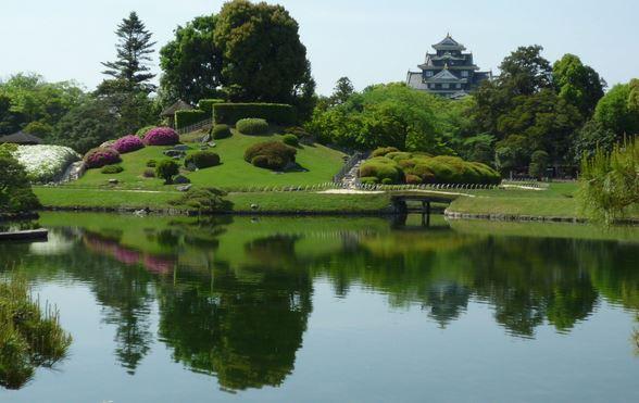 Okayama Korakuen Park