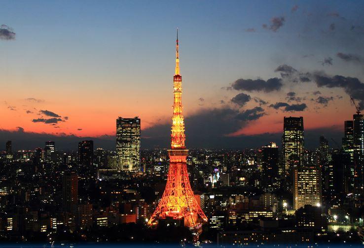 โตเกียว ทาวเวอร์ (Tokyo Tower)