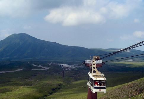 Mount Aso Ropeway