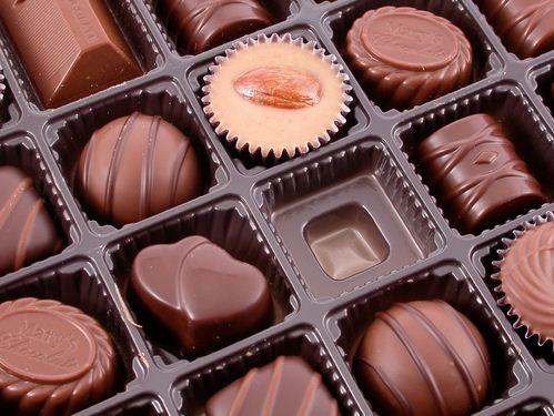 ช็อคโกแลต ของฝากจากการเที่ยวญี่ปุ่น