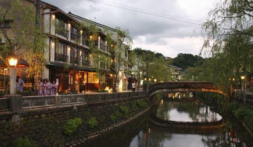 บ่อน้ำร้อนญี่ปุ่น Kinosaki Onsen