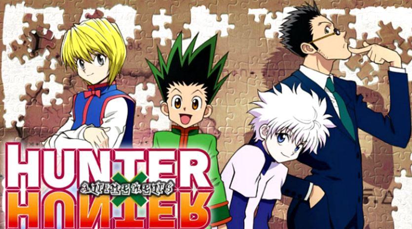 ขุดการ์ตูนเก่าในตำนานมาชม Hunter X Hunter
