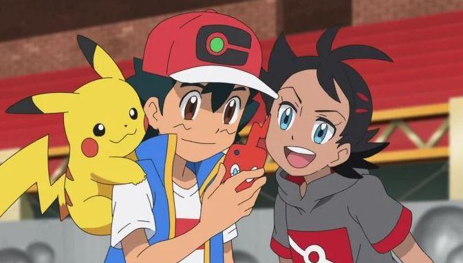 Pokemon Journey Season 23
